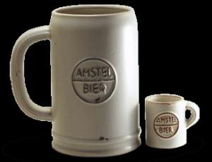 Amstel crece en 1900