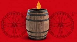 Primer barril portátil de cerveza de la historia