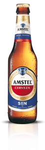 Cerveza Amstel sin alcohol