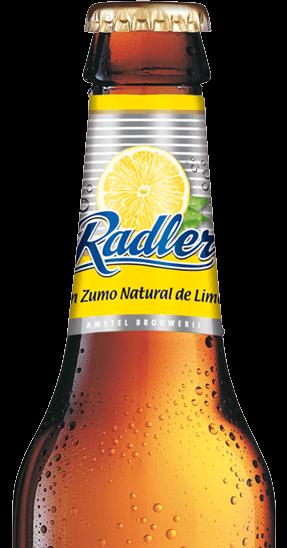 Amstel Radler Con Limon