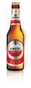 Amstel Cerveza 100% malta