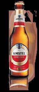 Botella Amstel Cerveza 100% malta
