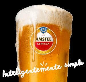 Cabecera del blog de Amstel