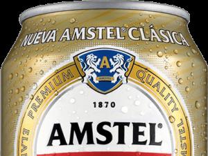 Lata Amstel Clásica