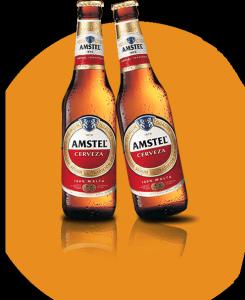 Botellas Amstel