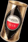 Amstel en lata