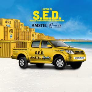 S.E.D - El Servicio de Emergencia de Deshidratación de Amstel Radler