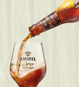 El extraordinario viaje de Amstel Oro