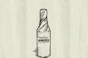Botella Amstel Fresca