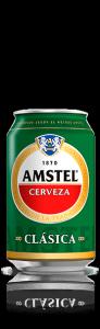 Cerveza Amstel clásica