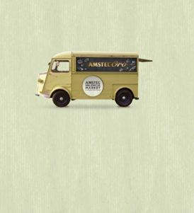 Los mejores maridajes de Street Food con cerveza, en el AMSTEL VALENCIA MARKET.